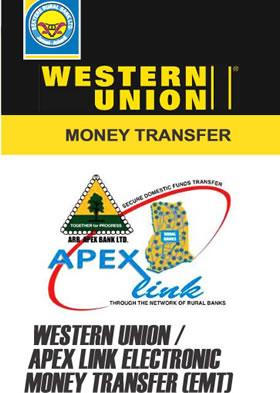Sekyere Rural Bank - Money Transfer Products - (Western